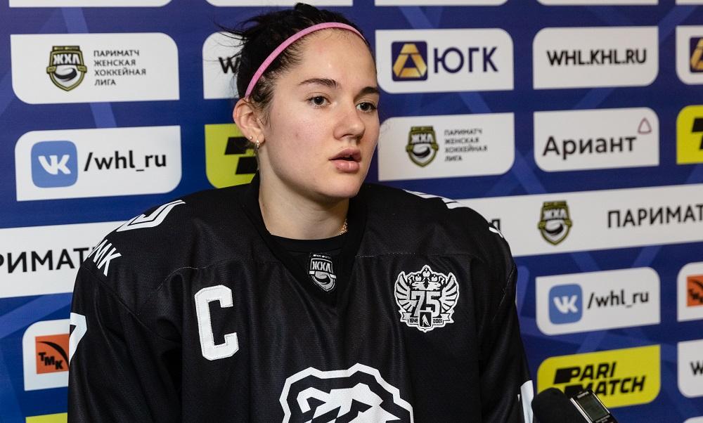 Наталья Воронцова: «Девочки готовы биться за команду»